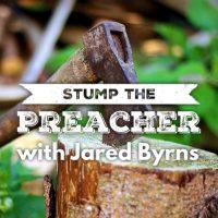 Stump the Preacher iTunes Art